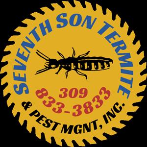 Seventh Son Termite Pest MGNT Logo Retina